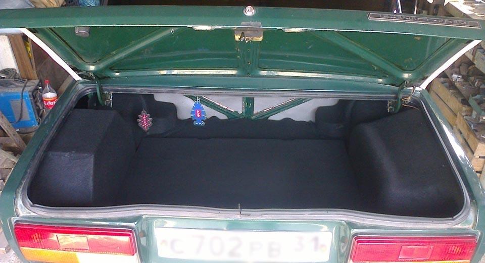 багажник ВАЗ 2107